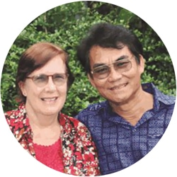 Wingham Baptist Church supports Jit & Jan mission in Thailand